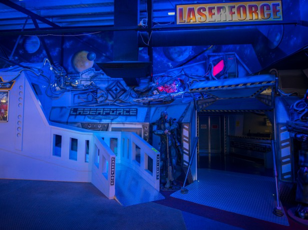 Laserforce Entry
