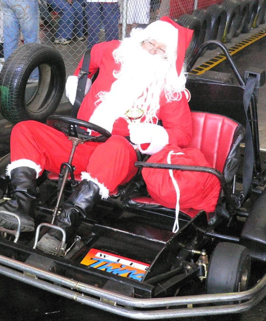 Santa Kart