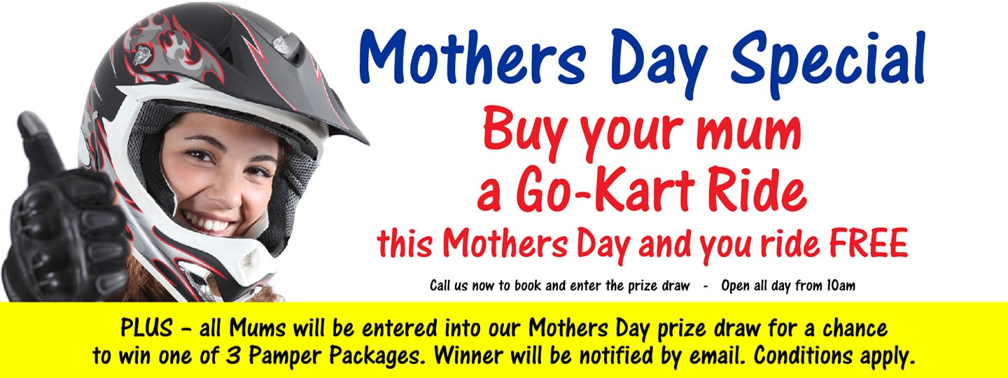 Buy your mum a ride for Mothers Day